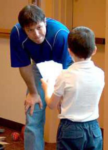 Paul Figueroa helps students address bullying