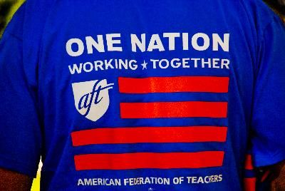 AFT and One Nation Working Together