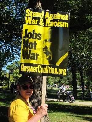 Jobs Not War