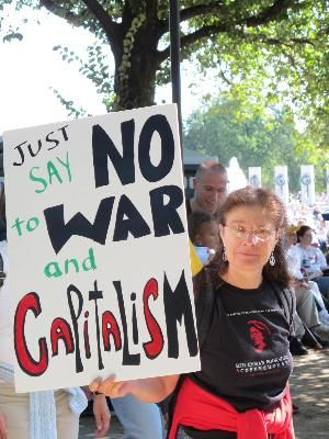 No War and Capitalism