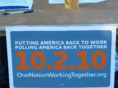 One Nation Working Together